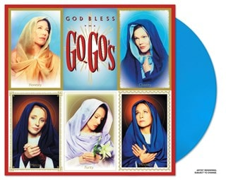 God Bless the Go-Go's - Blue Vinyl