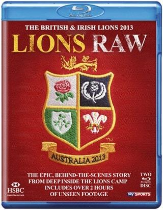 British and Irish Lions - Australia 2013: Lions Raw