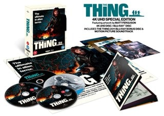 The Thing Limited Collector's Edition