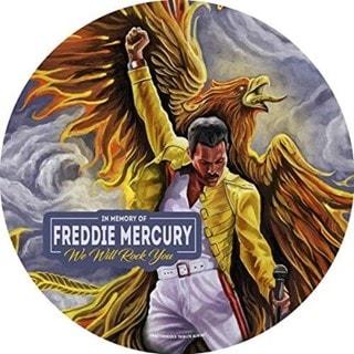 We Will Rock You/In Memory of Freddie Mercury