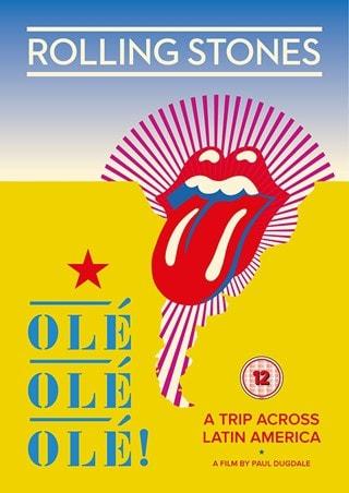The Rolling Stones: Ole Ole Ole - A Trip Across Latin America
