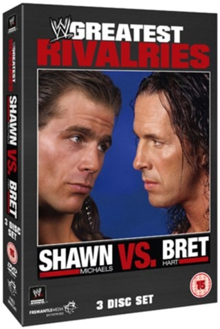 WWE's Greatest Rivalries: Shawn Michaels Vs Bret Hart