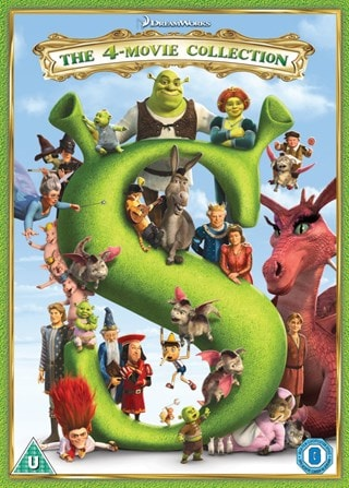 Shrek: The 4-movie Collection