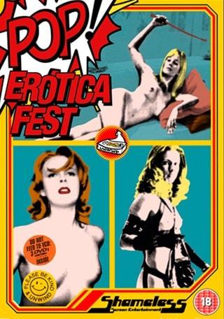 Shameless Pop Erotica Fest