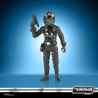 Tie Fighter Pilot 3.75 Inch: Return Of The Jedi: Star Wars: Vintage Collection Action Figure