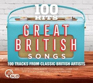100 Hits: Great British Songs