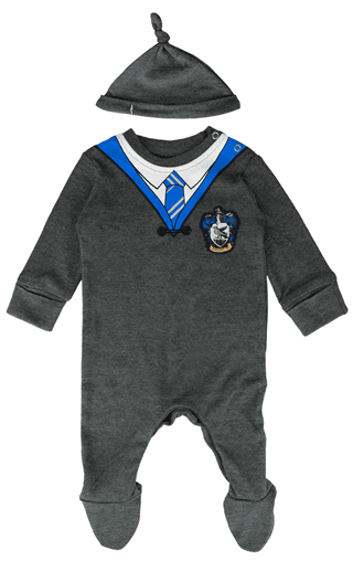 Harry Potter: Ravenclaw Baby Grow with Baby Hat