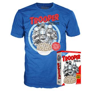 Stormtrooper: Star Wars Funko Cereal Box Tee