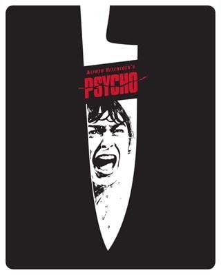 Psycho 60th Anniversary Limited Edition 4K Ultra HD Steelbook