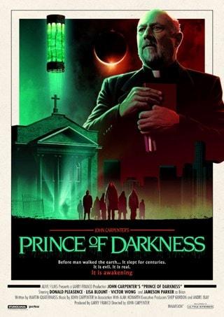 Prince Of Darkness: Matt Ferguson Movie Poster