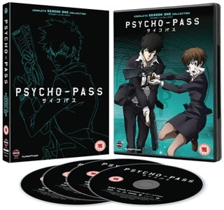 Psycho-pass: The Complete Series One