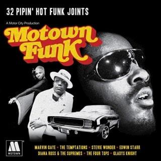 Motown Funk: 32 Pipin' Hot Funk Joints