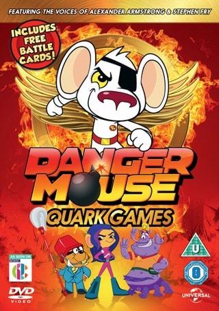 Danger Mouse: Quark Games