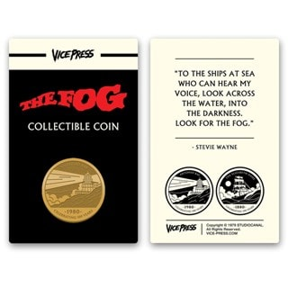 The Fog: Collector's Coin