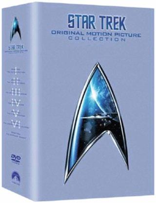 Star Trek: The Movies 1-6