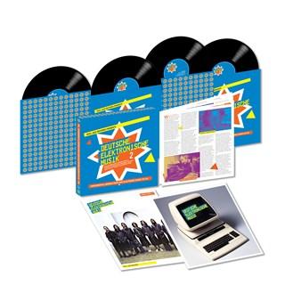 Deutsche Elektronische Musik 2 - Heavyweight Box Edition [LRS 2021]