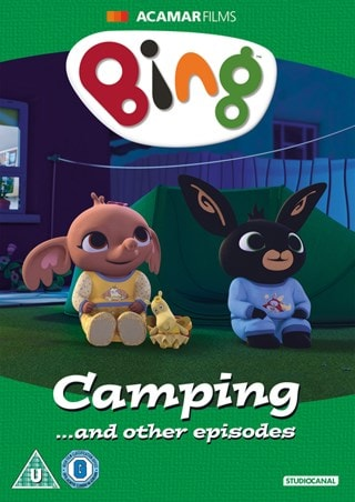 Bing: Camping... And Other Episodes