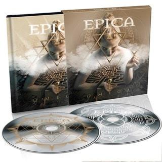 Omega - Limited Edition 2CD Mediabook