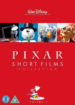 Pixar Short Films Collection: Volume 1