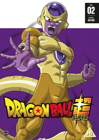 Dragon Ball Super: Season 1 - Part 2