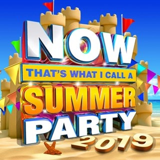 Now That's What I Call a Summer Party 2019