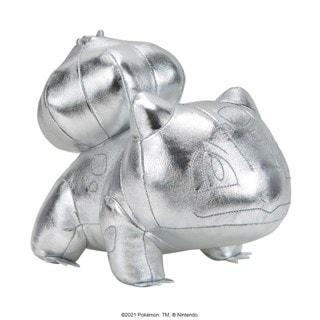 Silver Bulbasaur 8'' Pokemon Soft Toy