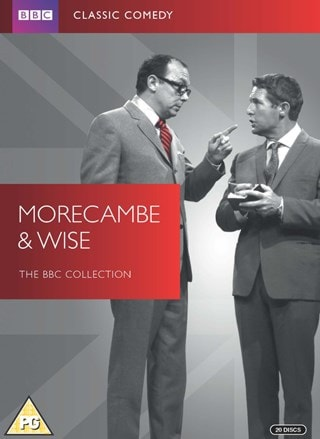 Morecambe and Wise: Complete Collection (hmv Exclusive)
