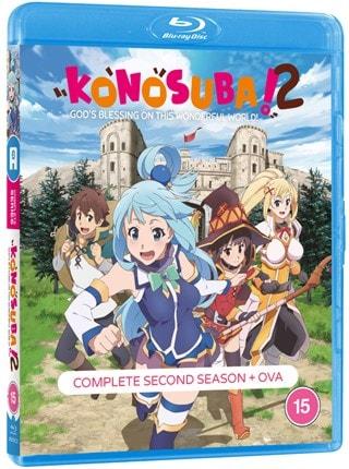 Konosuba: God's Blessing On This Wonderful World - Season Two