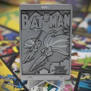 Batman: DC Comics Limited Edition Ingot Collectible