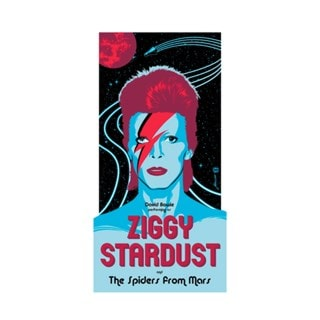 David Bowie: Ziggy Stardust Limited Edition Art Print