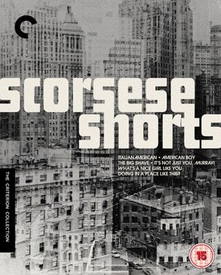 Scorsese Shorts - The Criterion Collection