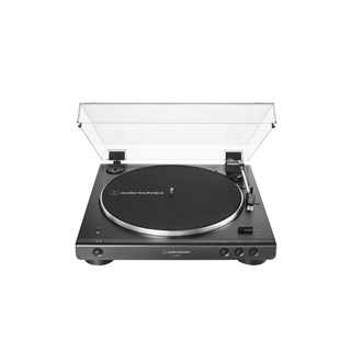 Audio Technica AT-LP60XBT Black Bluetooth Turntable
