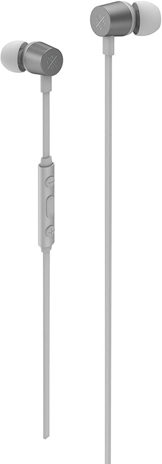Kygo E2/400 White Earphones W/Mic