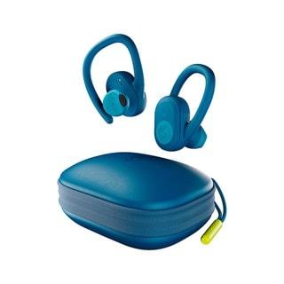 Skullcandy Push Ultra Determined Blue True Wireless Bluetooth Earphones