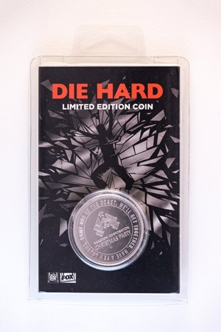 Die Hard Limited Edition Coin