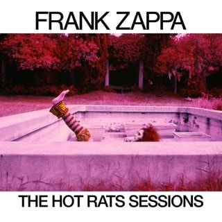 The Hot Rats Sessions