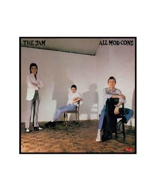 The Jam: All Mod Cons Album Cover Print (20x25cm)