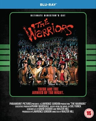 The Warriors - Retro Classics (hmv Exclusive)