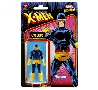 Retro Cyclops: Hasbro Marvel Legends Action Figure