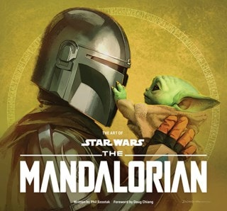 The Art Of Star Wars: The Mandalorian: Season Two Hardback Book