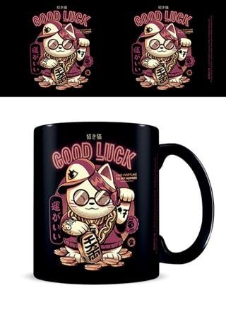 Lucky Cat: Ilustrata Coffee Mug