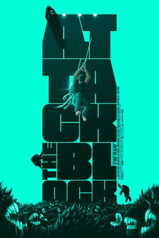 Attack The Block: Patrick Connan Movie Poster