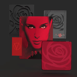 V for Vendetta Titans of Cult Limited Edition 4K Steelbook