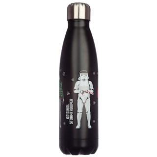 Original Stormtrooper Reusable Stainless Steel Thermal Insulated Christmas Bottle