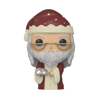 Albus Dumbledore (125) Harry Potter Holiday Pop Vinyl