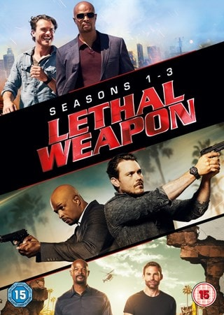 Lethal Weapon: Seasons 1-3