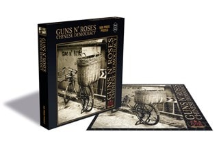 Guns N' Roses: Chinese Democracy - 500 Piece Jigsaw Puzzle