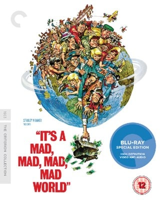 It's a Mad, Mad, Mad, Mad World - The Criterion Collection