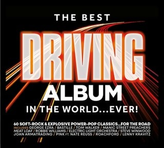 The Best Driving Album in the World...ever!