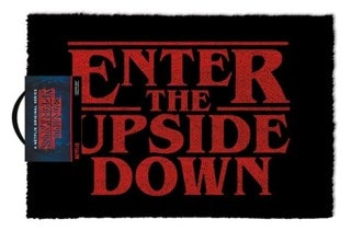 Stranger Things: Enter The Upside Down Door Mat
